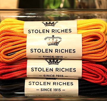 [STOLEN RICHES POP UP STORE]